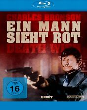 Ein Mann sieht rot - Uncut (Charles Bronson)                     | Blu-ray | 065