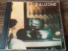 GRAUZONE - Self Titled CD Synth Pop / New Wave / Avantgarde