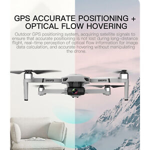 2021 New Foldable KF102 RC Drone 8K 2-Axis Gimbal Brushless Motor Quadcopter