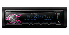 PIONEER DEH-X6700BT CAR AUDIO CD USB MP3 IPOD AUX BLUETOOTH STEREO -SAVE