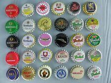 Lot de 30 capsules de bière NEUVES , jamais utilisés MAREDSOUS GROLSCH BIG ROCK