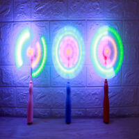 Funny Music Windmills Light Up Colorful Toy Children Classic Toys Random Color