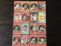 ⚾️1959 Topps Baseball Cards Chicago White Sox Lot 16 Nellie Fox Early Wynn ⚾️