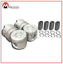 PISTONS & RING SET NISSAN YD25 DTi FOR D22 NAVARA KING CAB FRONTIER 2.5LTR 00-08
