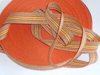 Grundpreis:1,00€//m 2 METER Gurtbänder Gurtband Bänder Band  30 mm  rot Neuware