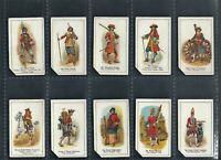 HUSTLER SOAP - REGIMENTAL NICKNAMES - FULL SET OF 30 CARDS