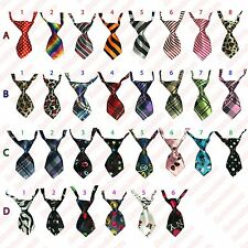 Adjustable Pet Dog Cat Neck Tie -  Cute Necktie Ties Grooming Accessories - NEW