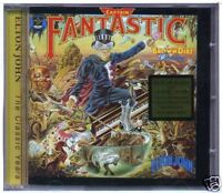 CD AUDIO : ELTON JOHN - FANTASTIC -