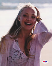 Amanda Seyfried SIGNED 8x10 Photo Mamma Mia! Dear John PSA/DNA AUTOGRAPHED