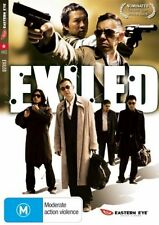 Exiled (DVD, 2007) Region 4