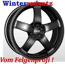 """15"""" ABE Felgen schwarz + 195/65 Winterreifen Radsatz für VW Passat 3B & 3BG"""