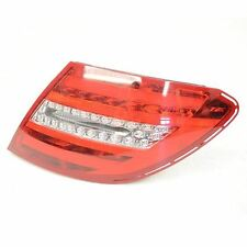 MERCEDES BENZ C CLASS W204 2011-> REAR TAIL LIGHT DRIVERS SIDE O/S