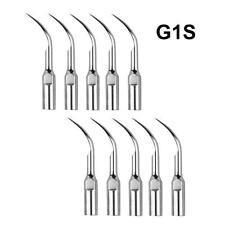 10X G1S Dental Ultrasonic Piezo Scaler Scaling Tips Hanpiece fit SATELEC NSK DTE