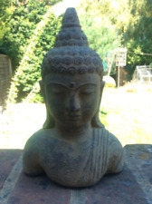 Sandstone Buddha decor