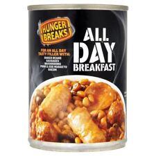 Hunger Breaks All Day Breakfast (395g) (Pack of 6)