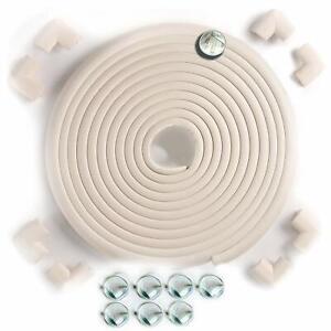 Sharp Edge & Corner Safety Guard Premium Cushion Protector Bumper Childsafe Baby