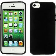 Tuff-Luv Apple iPod Touch 5G 5th Generation Silicone Snap on Gel Case Skin Cover