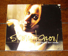 CD Sheryl Crow - Anything But Down Single A&M 582 829-2 UK Import Digi Riverwide
