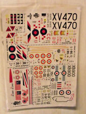 Microscale 37 1/72 decals F-111/Royal Navy F-4/MIRAGE 111/MAGISTER/RAF sabre