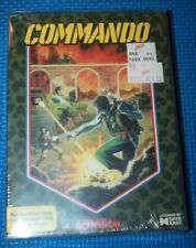 Complete Boxed Atari 2600 Game: Activision Commando New and Sealed in Box