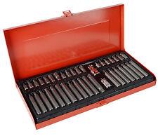 40 pcs Hex Star Torx Spline Socket Bit Set Tool Kit Garage Tools Equipment