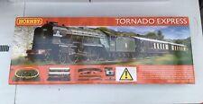 Hornby Tornado Express DCC 00 Gague Train Set.