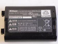 Nikon EN EL 4 batteria originale usato, di seconda mano