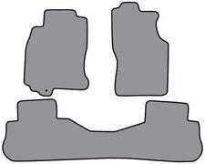 2pc Fronts & 1pc Rear Cutpile Carpet Floor Mat 3pc Fits 2003-2005 Infiniti FX35