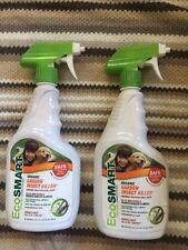 EcoSMART Organic Garden Insect Killer, 24 oz Ready-to-Spray Bottle X2
