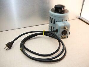 Superior Elect Powerstat Type 116 Variable Transformer 0-140 VAC Variac