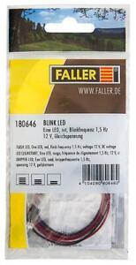Faller 180646 - H0/Tt / N Blink LED - New