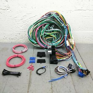 1952 - 1979 MG / Austin Wire Harness Upgrade Kit fits painless complete circuit