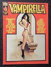 1977 VAMPIRELLA Warren Magazine #61 FN+ 6.5 Author F. Paul Wilson FPW Collection