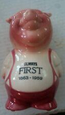 1959 Cambridge OH 1st National Bank Piggy Bank