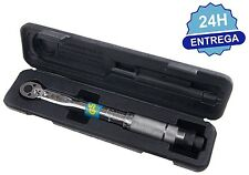 "LLAVE DINAMOMETRICA 1/4"" DE 5-25 NM  -  1/4"" Torque Wrench 5 - 25nm"