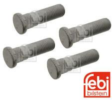 Set of  4x Wheel Studs for Ford  FEBI BILSTEIN 32307