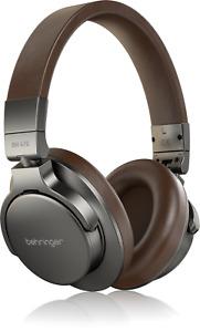 BEHRINGER BH470 Studio Monitor Brown Headphones Authorized Dealer Buy it Now!