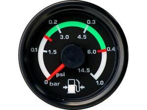 Road Fuel Pressure, 0-1bar, 52mm, Rotax, p/n IE71.2B35.2201, New, 30 Days Return