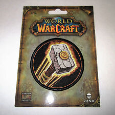 "Patch - World of Warcraft - Paladin 3"" Logo Icon Iron on New Toys Licensed j1004"