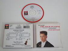 VIVALDI/THE FOUR SEASONS - NIGEL KENNEDY(EMI CDC 7 49557 2) CD ALBUM