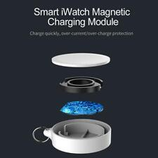 Magnetic Wireless Charger Keychain Portable For Apple Watch iWatch 1/2/3/4 Nice