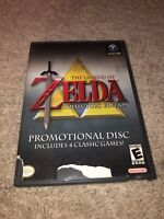 The Legend of Zelda Collector's Edition GameCube COMPLETE