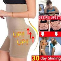 Shapermint Empetua All-Day Boned High-Waisted Shorts Pants Women Body Shaper US