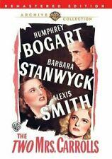 Two Mrs. Carrols 0883316288191 With Humphrey Bogart DVD Region 1