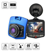 "2.4"" TFT LCD 1080P Full HD Car Camera Dash Cam DVR  Vehicle Video Recorder"