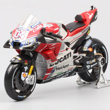 1:18 scale Ducati GP18 No.04 Andrea Dovizioso motorcycle motoGP model Toys 2018