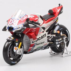 1:18 scale Ducati GP18 No.04 Andrea Dovizioso motorcycle motoGP model Toys 2018