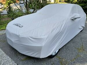 """Coverking Car Cover - """"StormProof"""" Line For BMW 328i 2012 2013 2014. Used"""