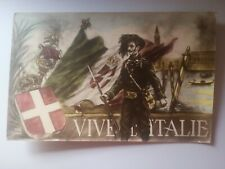 CPA - VIVE L'ITALIE - DIX 1001