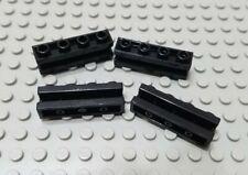 LEGO Lot of 4 Black Umbrella Style Bars